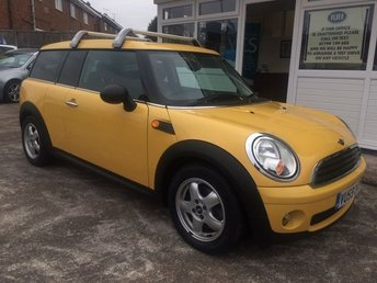 2009 MINI CLUBMAN 1.4 ONE 5d 94 BHP £3995.00