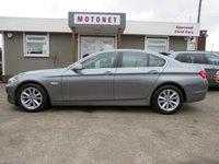 2011 BMW 5 SERIES 2.0 520D SE 4DR SALOON DIESEL  181 BHP £8300.00