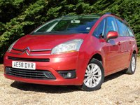USED 2008 CITROEN GRAND C4 PICASSO 1.6 HDi 16v VTR+ 5dr Diesel,7 Seater,MPV,S/History