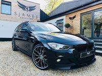 2017 BMW 3 SERIES 3.0 335D XDRIVE M SPORT TOURING 5d AUTO 308 BHP £23490.00