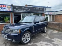 USED 2010 60 LAND ROVER RANGE ROVER 4.4 TDV8 AUTOBIOGRAPHY 5d 313 BHP Motorway Mileages