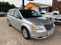 2010 CHRYSLER GRAND VOYAGER