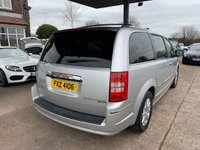 USED 2010 10 CHRYSLER GRAND VOYAGER 2.8 CRD LIMITED 5d AUTO 161 BHP