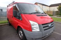 USED 2006 56 FORD TRANSIT 2.2 260 SWB LR 1d 85 BHP *PX CLEARANCE - NOT INSPECTED - NO WARRANTY - NOT AVAILABLE ON FINANCE - NO PX TAKEN*