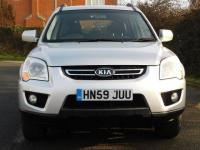 "USED 2009 59 KIA SPORTAGE 2.0 CRDi XS 2WD 5dr Diesel ""AUTO"" With S/History"