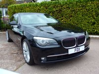 2010 BMW 7 SERIES 3.0 730D SE 4d 242 BHP £9475.00