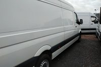 USED 2016 66 VOLKSWAGEN CRAFTER 2.0 CR35 TDI LWB H/R P/V 1d 135 BHP A/C
