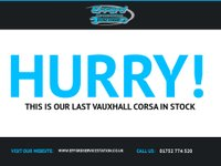 USED 2010 10 VAUXHALL CORSA 1.6 VXRACING 3d 189 BHP