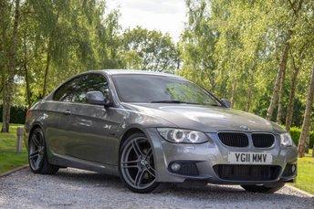 2011 BMW 3 SERIES 2.0 320D M SPORT 2d 181 BHP £5790.00