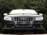 USED 2011 AUDI S5 3.0 S5 TFSI QUATTRO 2d AUTO 329 BHP HUGE SPEC DAB SAT NAV FSH A/C