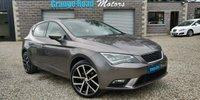 2015 SEAT LEON 1.6 TDI SE TECHNOLOGY 5d 110 BHP £8950.00