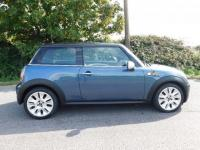 USED 2010 59 MINI HATCH COOPER 1.6 COOPER S CAMDEN 3dr S/History Limited Edition Mini