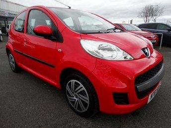 2012 PEUGEOT 107 1.0 URBAN 5d 68 BHP £3995.00
