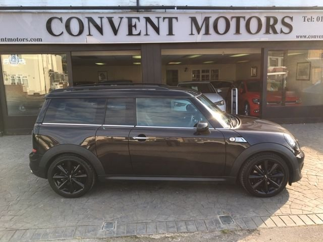 USED 2013 63 MINI CLUBMAN 1.6 COOPER S 5d AUTO 184 BHP CHILI PACK