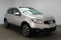 USED 2011 11 NISSAN QASHQAI 1.6 N-TEC 5DR 117 BHP FULL SERVICE HISTORY FULL SERVICE HISTORY + SATELLITE NAVIGATION + REVERSE CAMERA + PANORAMIC ROOF + BLUETOOTH + CRUISE CONTROL + CLIMATE CONTROL + MULTI FUNCTION WHEEL + RADIO/CD/AUX/USB + ELECTRIC WINDOWS + 18 INCH ALLOY WHEELS