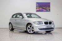 2009 BMW 1 SERIES 2.0 116D SPORT 3d 116 BHP £3991.00