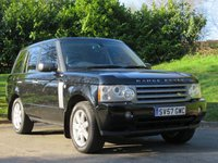 USED 2007 57 LAND ROVER RANGE ROVER 3.6 TDV8 VOGUE 5d AUTO 272 BHP ELECTRIC ROOF, SAT NAV & MORE!