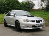 2007 SUBARU IMPREZA 2.5 WRX 4d 227 BHP £9490.00