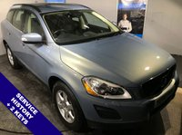 """USED 2011 60 VOLVO XC60 2.0 D3 DRIVE SE 5d 161 BHP Cruise Control   :   USB & AUX Socket   :   Phone Bluetooth Connectivity   :   Heated Front Seats   :   Automatic Tailgate   :   17"""" Alloy Wheels       Reverse Parking Sensors   :   Integrated Booster Seats   :   Service History"""