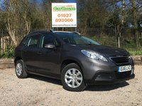 USED 2016 16 PEUGEOT 2008 1.6 BLUE HDI ACCESS A/C 5dr £0 Tax, 1 Owner, FPSH