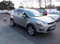 USED 2010 10 FORD KUGA 2.0 ZETEC TDCI AWD 5d 134 BHP ****Great Value economical reliable family car with full main dealer service history, drives superbly****