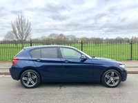 2013 BMW 1 SERIES 2.0 116D SPORT 5d AUTO 114 BHP £9495.00