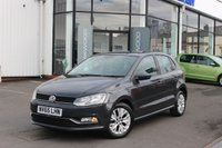 USED 2016 65 VOLKSWAGEN POLO 1.2 TSI BlueMotion Tech SE (s/s) 5dr