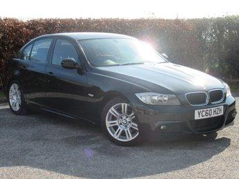 2010 BMW 3 SERIES 2.0 318D M SPORT 4d AUTO 141 BHP £6984.00