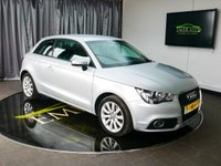 USED 2012 62 AUDI A1 1.6 TDI SPORT 3d 103 BHP £0 DEPOSIT FINANCE AVAILABLE, AIR CONDITIONING, AUTOMATIC HEADLIGHTS, AUX INPUT, BLUETOOTH CONNECTIVITY, CLIMATE CONTROL, CRUISE CONTROL, DAB RADIO, HEATED DOOR MIRRORS, START/STOP SYSTEM, STEERING WHEEL CONTROLS, TRIP COMPUTER, VOICE CONTROLS