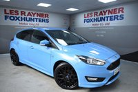 2017 FORD FOCUS 1.0 ST-LINE 5d 124 BHP £12499.00