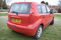 USED 2008 08 NISSAN NOTE 1.6 VISIA 5d 109 BHP