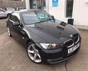 2007 BMW 3 SERIES 3.0 335D SE 2d AUTO 282 BHP £6795.00
