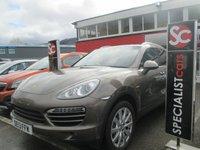 USED 2013 13 PORSCHE CAYENNE 3.0 D V6 TIPTRONIC 5d AUTO 245 BHP