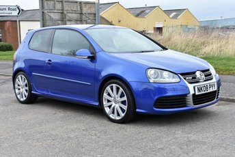 2008 VOLKSWAGEN GOLF 3.2 R32 3d 250 BHP £SOLD