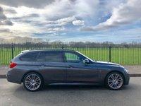 2014 BMW 3 SERIES 3.0 330D XDRIVE M SPORT TOURING 5d AUTO 255 BHP £16495.00