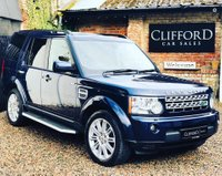 2011 LAND ROVER DISCOVERY 3.0 4 TDV6 HSE 5d AUTO 245 BHP £14995.00