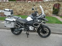 2012 BMW R SERIES 1170cc R 1200 GS ADVENTURE  £5995.00