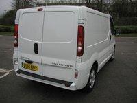 USED 2014 14 VAUXHALL VIVARO 2.0 2900 CDTI SPORTIVE P/V 1d 113 BHP Van - NO VAT Air Con, Ply Lined, 70000 miles