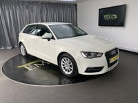 USED 2013 13 AUDI A3 1.4 TFSI SE 5d 121 BHP £0 DEPOSIT FINANCE AVAILABLE, AIR CONDITIONING, BLUETOOTH CONNECTIVITY, CLIMATE CONTROL, CRUISE CONTROL, DAB RADIO, ELECTRONIC PARKING BRAKE, START/STOP SYSTEM, STEERING WHEEL CONTROLS, TRIP COMPUTER