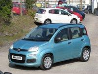 2016 FIAT PANDA 1.2 EASY 5d 69 BHP £5495.00