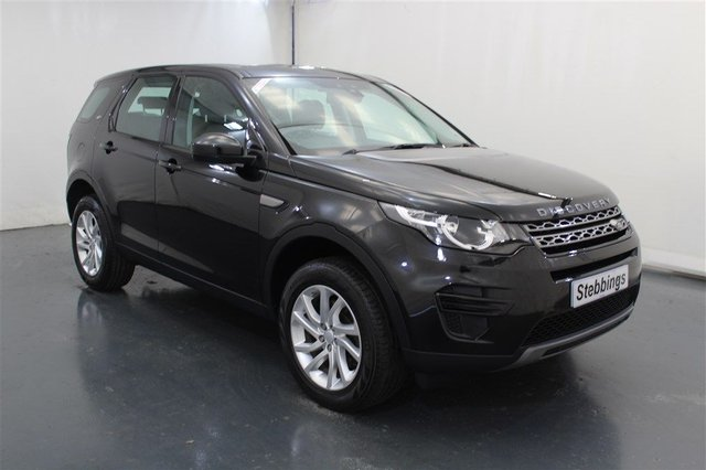 2016 66 LAND ROVER DISCOVERY SPORT 2.0 TD4 SE 5d AUTO 180 BHP *7 SEATS*