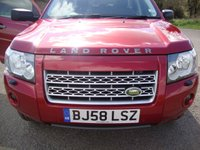 2008 LAND ROVER FREELANDER 2 2.2 TD4 HSE 5d AUTO 159 BHP £9495.00