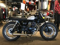 2019 MUTT SABBATH SUPER6 LIMITED EDITION 125 £3495.00