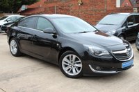 USED 2016 16 VAUXHALL INSIGNIA 1.4 SRI NAV S/S 5d 138 BHP **** SAT NAV * BLUETOOTH * FRONT AND REAR PARKING SENSORS ****