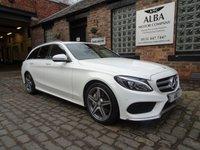 2016 MERCEDES-BENZ C-CLASS 2.1 C250 D AMG LINE 5d AUTO 204 BHP £15795.00