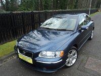 2006 VOLVO S60 2.4 SE D5 4d AUTO 183 BHP