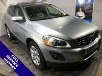 """USED 2009 59 VOLVO XC60 2.4 D5 SE LUX PREMIUM AWD 5d AUTO 205 BHP Cruise Control     :     Electric & Heated Driver & Passenger Seat     :     AUX Socket        Phone Bluetooth Connectivity   :   Satellite Navigation   :   Climate Control / Air Conditioning      18"""" Alloy Wheels   :   Reverse Parking Sensors   :   Comprehensive Service History"""