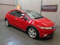 2010 HONDA CIVIC 2.2 I-CDTI ES 5d 138 BHP £3495.00