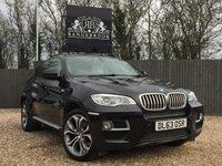 2014 BMW X6 3.0 XDRIVE40D 4dr AUTO £20699.00