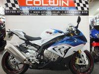 2015 BMW S1000RR 999cc S 1000 RR 193 BHP £11995.00